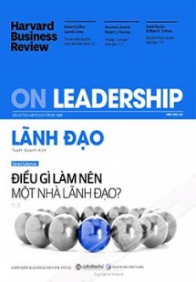 HBR - On Leadership Lãnh Đạo