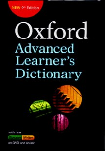 Oxford Advanced Learners Dictionary (9th Edition)- (khồ sách lớn)